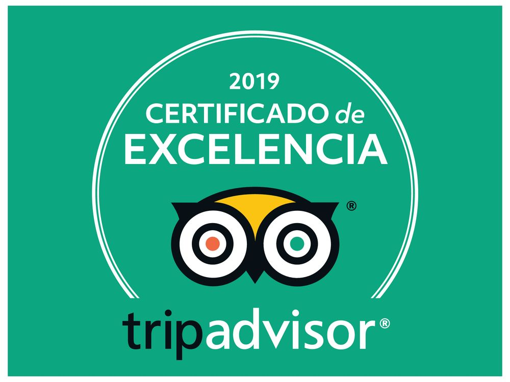 ¿Qué es el certificado de excelencia de tripadvisor? 1